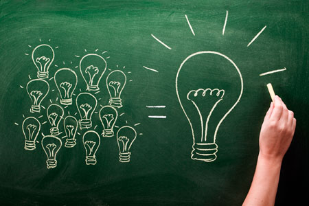 Happy Friday: Where do good ideas come from?