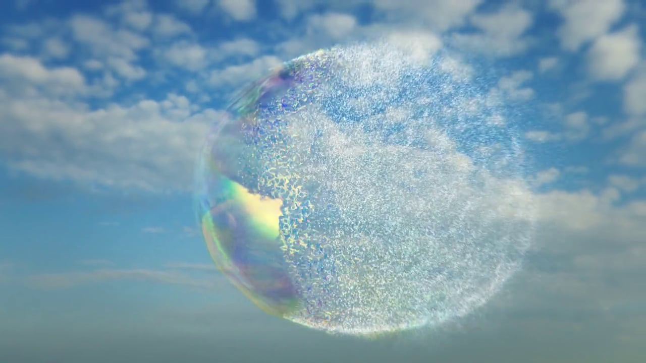 Did the bubble burst? A turning point in VC Investments