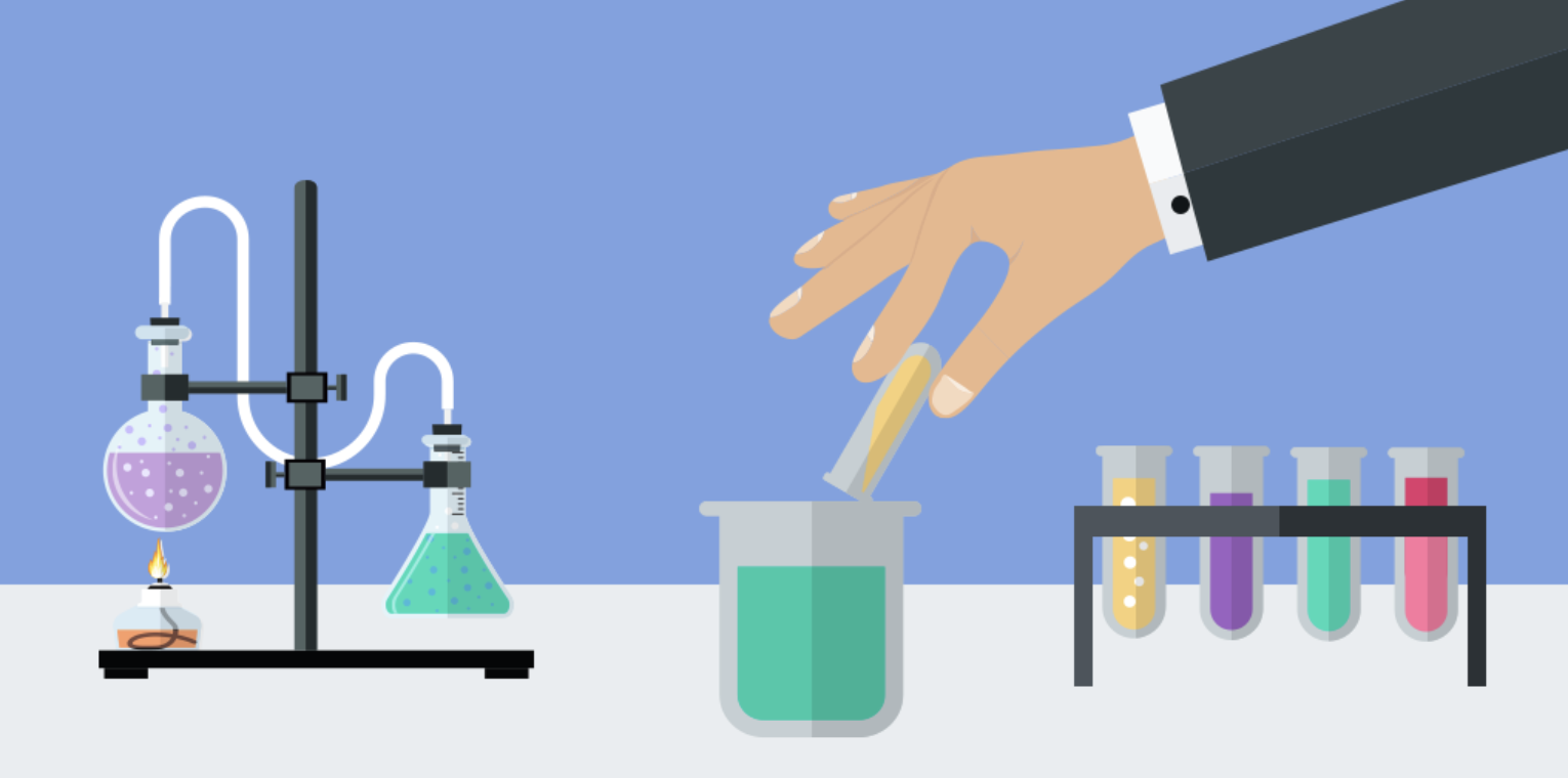 A simple template for your startup growth experiments